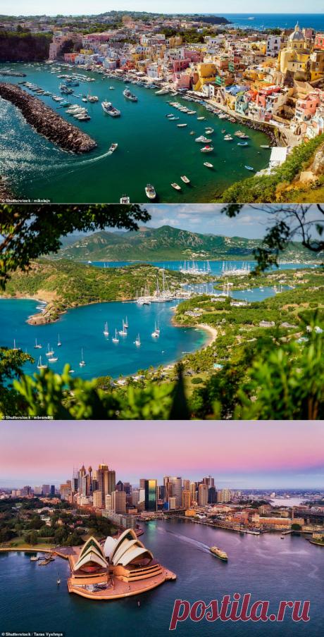 Самые захватывающие порты мира   ФОТО НОВОСТИ
