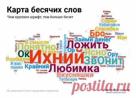 Слова, выражения и фразы, которые раздражают людей больше всего | НГС24 - новости Красноярска