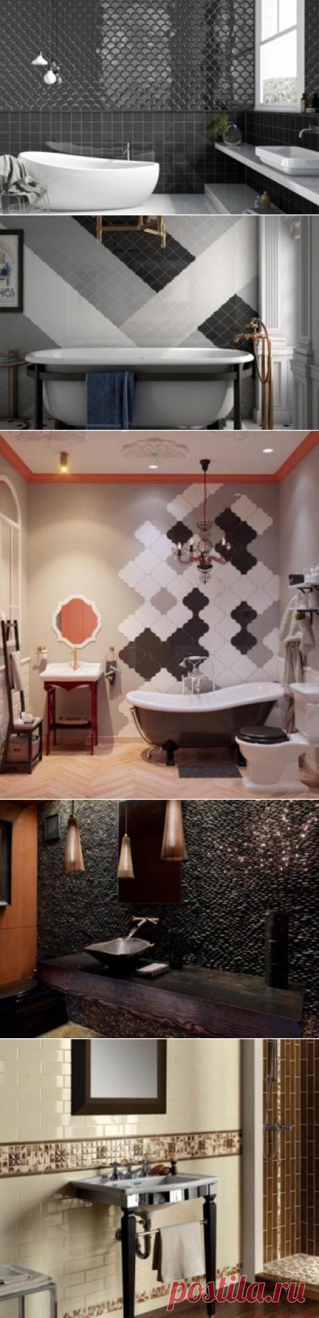 Мозаика на стену: оригинальные решения в интерьерном дизайне