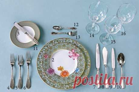 Table layout - it is necessary to know