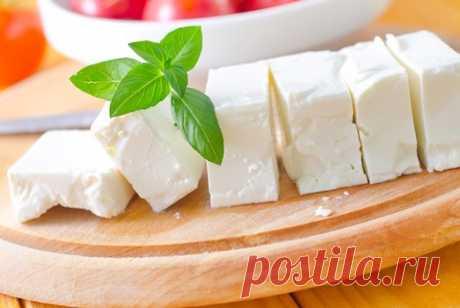 Совершенно не сложно! Готовим греческий сыр фета: 4 способа | Вкусные рецепты