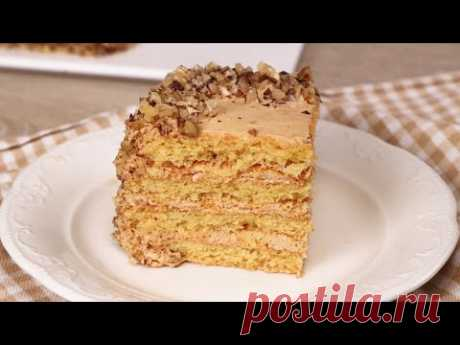 Быстрый ТОРТ всего 30 МИНУТ и торт на столе!!!  Без Лишних Заморочек! Простой рецепт без раскатки