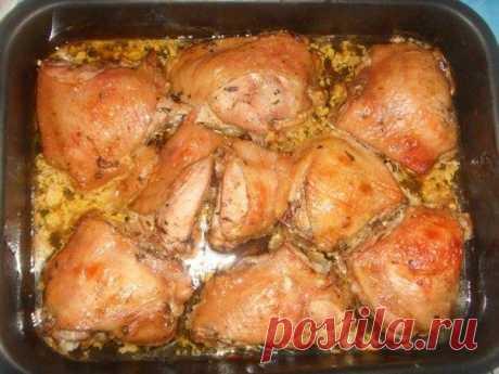 Как вкусно приготовить куриные бедрышки - LALI-FOOD
