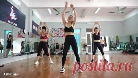 Супер-упражнения для потери веса! Тренируемся вместе!