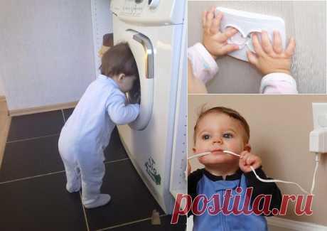 Как сделать ванную безвредной для малыша и без ущерба для привычного интерьера — Лайфхаки