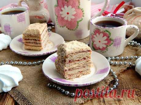 Торт без яиц и молока рецепт с фото пошагово - 1000.menu