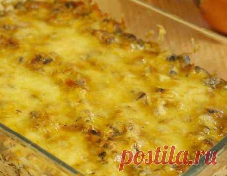 Сочная запеканка из кабачков со сметаной - рецепт приготовления с фото от Maggi.ru
