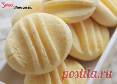 Easy corn cookies   Sweet Twittes