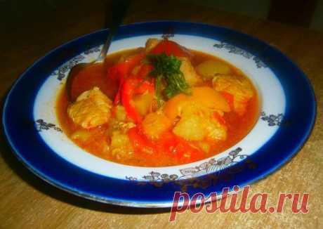 (5) Гуляш по-венгерски - пошаговый рецепт с фото. Автор рецепта Yulia . - Cookpad
