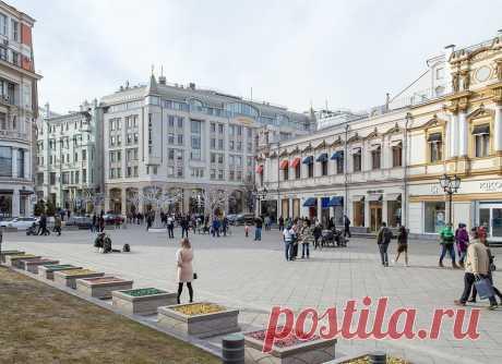 Съёмные квартиры в престижных районах Москвы – VK-OK.COM