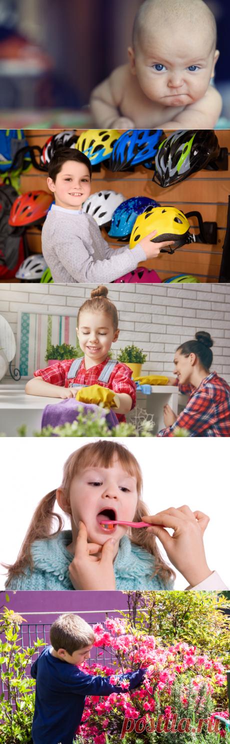 Как воспитать ребенка самостоятельным? Пять важных правил | Психология
