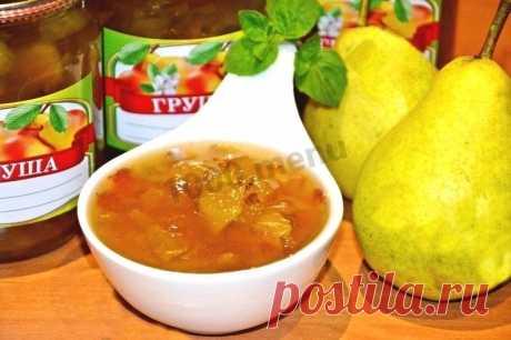 Варенье из груш и яблок в мультиварке рецепт с фото пошагово - 1000.menu