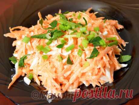 Чудо-салат из моркови - вкусно, полезно и очень просто!  У каждой женщины есть свои секреты стройной фигуры. Одни не едят после шести, другие подсчитывают калории, засиживаются в спортзале и пробуют всевозможные диеты. А моя мама готовила морковный салат и…
