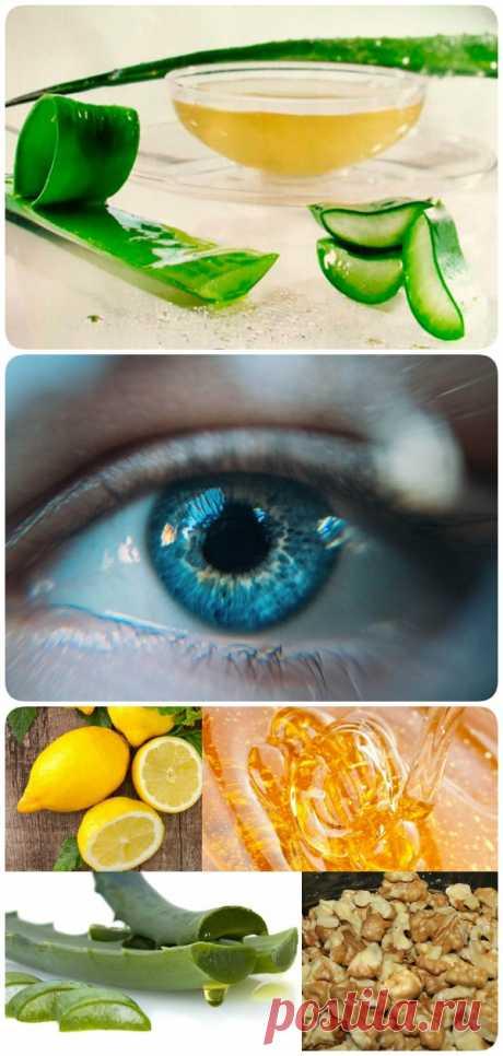 Самое мощное в мире лекарство для зрения! - interesno.win