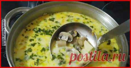 Подборка вкусных супчиков на любой вкус 1. Суп из шампиньонов Ингредиенты: 15–20 шампиньонов; 1 морковь; 2 луковицы; 2–3 картофелины; 2,5 л воды; 250 г сметаны; cоль — по вкусу. Приготовление Помой и почисти грибы, а затем поставь их варить примерно на час. Тем временем можешь приготовить заправку: нарезанный лук и натертую на крупной терке морковь обжарь на сковороде, предварительно разогрев на …