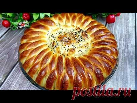 Удивительно Простой Рецепт ☆ Все Будут в Восторге * бесподобно вкусные булочки с начинкой....