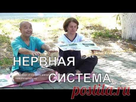 Нервная система пища и ноги - лекция с Му Юйчунем о здоровье