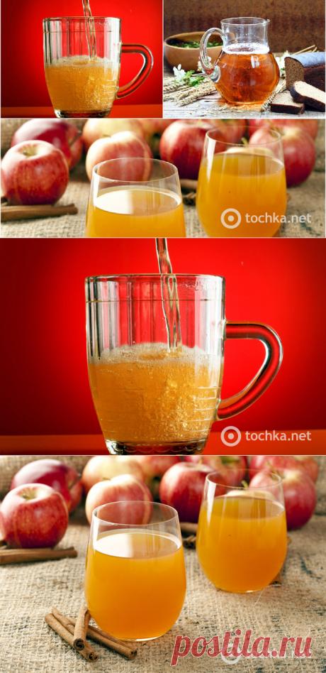 Как сделать квас: освежающие рецепты в жару - tochka.net