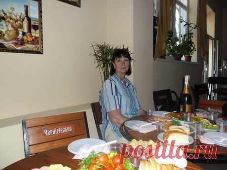 Светлана Головач