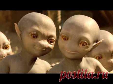 """Регрессия. """"Чебурашки-хамелеончики и золотые рыбки"""",      часть 22 - YouTube"""