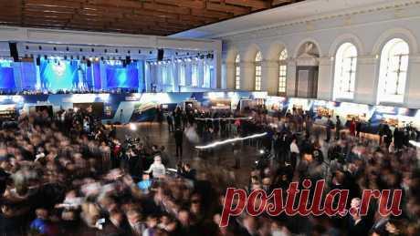 Самое дорогое послание: чиновники оценили стоимость предложений из пoслания Путина - Новости Mail.ru