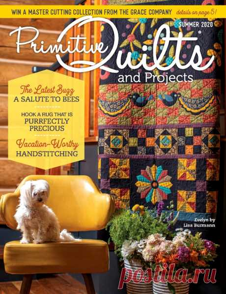 Primitive Quilts and Projects - Summer 2020