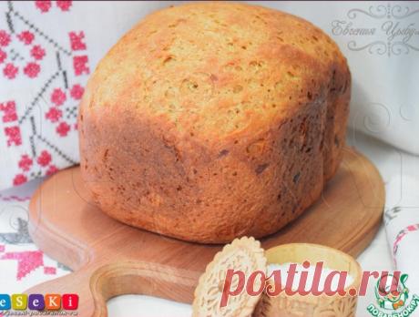 Хлеб по-белорусски – кулинарный рецепт