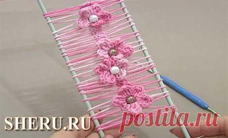 вязание на вилке | Записи в рубрике вязание на вилке | Сундучок идей