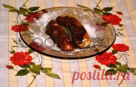 Банановый десерт - Пошаговый рецепт с фото | Десерты