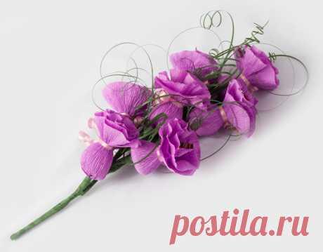 цветы из гофрированной бумаги своими руками для начинающих: 21 тыс изображений найдено в Яндекс.Картинках