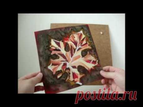 Объемная рамка для картины из природного материала своими руками самоделкино-переделкино.рф