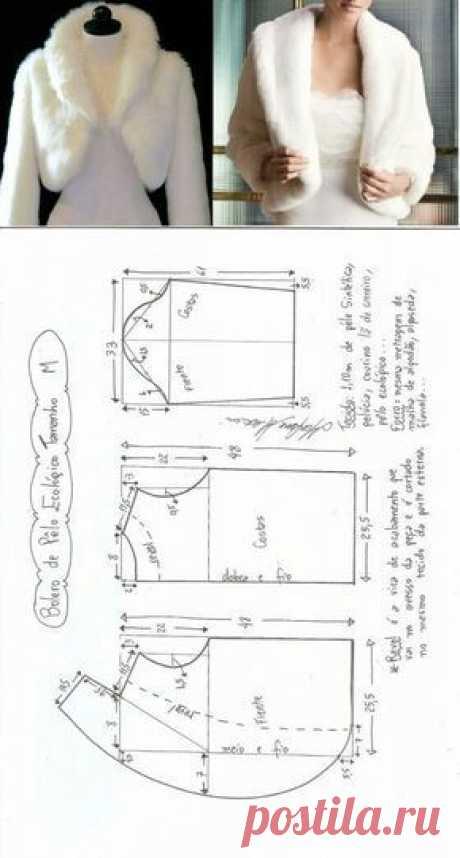 Рукодельницы, модницы ВСЕ ДЛЯ ВАС!!!! Меховое болеро))) Нужен искусственный мех, пишите мне на почту, вышлю прайс-лист. Моя почта baturina@el-tex.ru #мех#Болеро#мода#стиль#модные тенденции