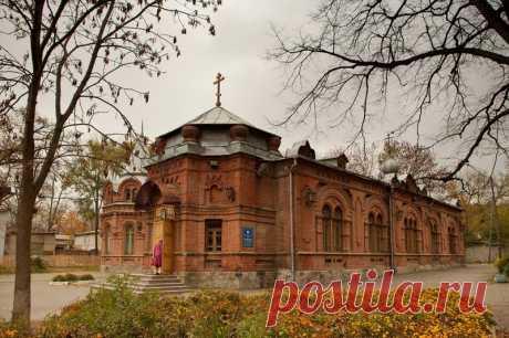 Марфо-Мариинский женский монастырь. Владивосток
