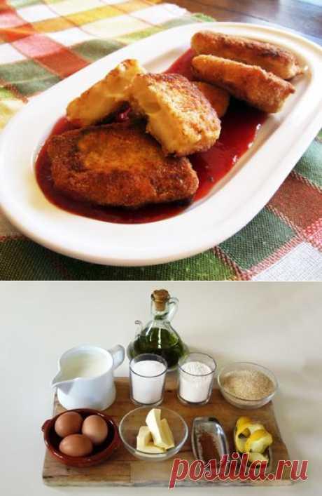 Жареное молоко - пошаговый рецепт с фото - жареное молоко - как готовить: ингредиенты, состав, время приготовления - Леди@Mail.Ru