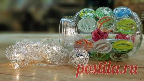 Поделка из товаров из «Фикспрайса»: от вазы до лампы. Пошаговый мастер-класс с фото - InVkus