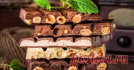 Шоколад - самое вкусное лекарство от кашля