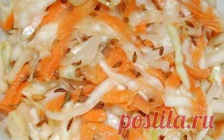 Тмин - неожиданная добавка при квашении капусты, которая делает ее в разы вкуснее и ароматнее   Кулинарный техникум   Яндекс Дзен