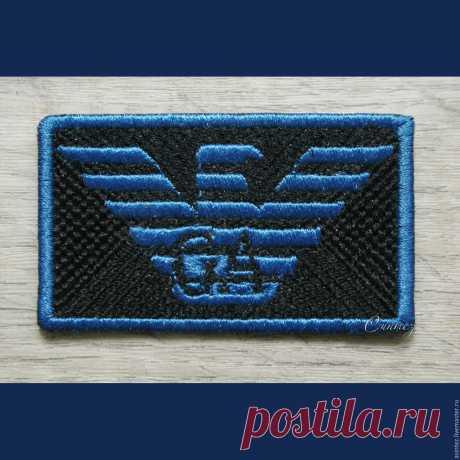 вышивка нашивка шеврон аппликация Gorgio Armani патч – купить в интернет-магазине на Ярмарке Мастеров с доставкой - 869XPRU   Москва