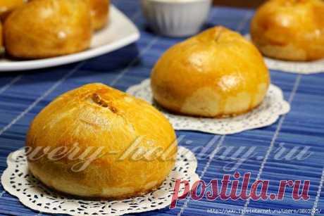 Кныши ( пирожки) с картофелем - хрусткое слоистое тоненькое тесто и большооое количество смачной начинки!
