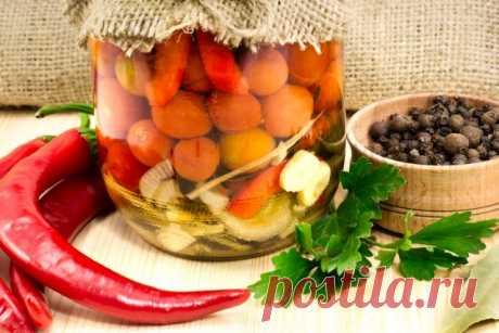 Сладкие маринованные помидоры на зиму. Лучшие рецепты