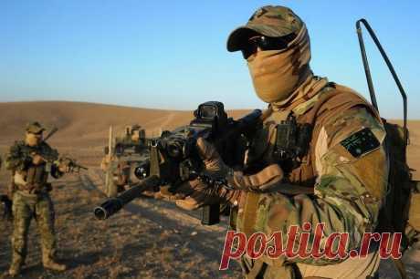 Власти Австралии выделят более 2 млрд долларов на экипировку и оснащение спецназа | Армия