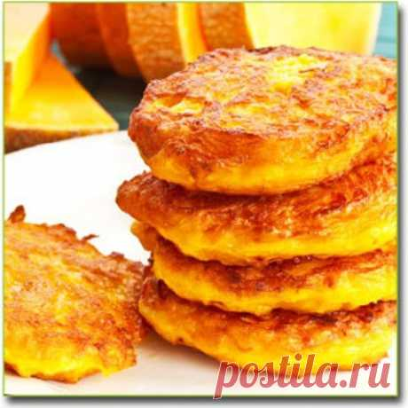 Pumpkin fritters - the best recipes. How correctly and tasty to make pumpkin fritters