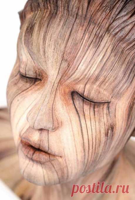 19 деревянных скульптур, которые заставят нас думать, что это дело рук художников будущего Однажды великий итальянский скульптор Микеланджело Буонаротти на вопрос, как он создает свои работы, ответил фразой: «Я беру камень, а затем отсекаю все лишнее». Точно так могут ответить мастера, работы которых вы увидите в этой подборке...
