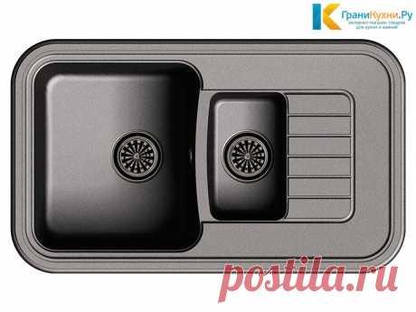 Гранитные мойки. EWIGSTEIN Antik 60 KF | Грани Кухни. Москва | Купить мойку для кухни из искусственного камня, продажа кухонных смесителей, досок, дозаторов