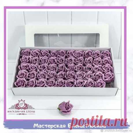 Мыльные розы – купить на Ярмарке Мастеров – KL86SRU | Материалы для флористики, Москва