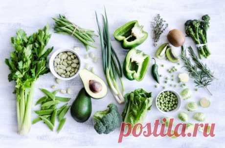 Ощелачивающая еда — источник Вашего здоровья.