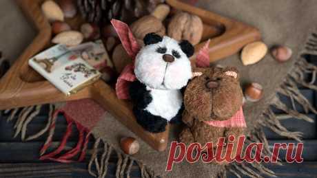 Woolcy - Коллекционные Тедди, дарящие радость
