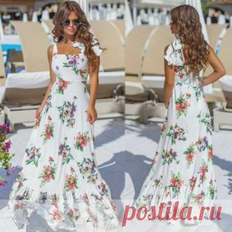 Шёлковый сарафан на лямках : красивые летние платья и сарафаны. Скидка. Доставка.