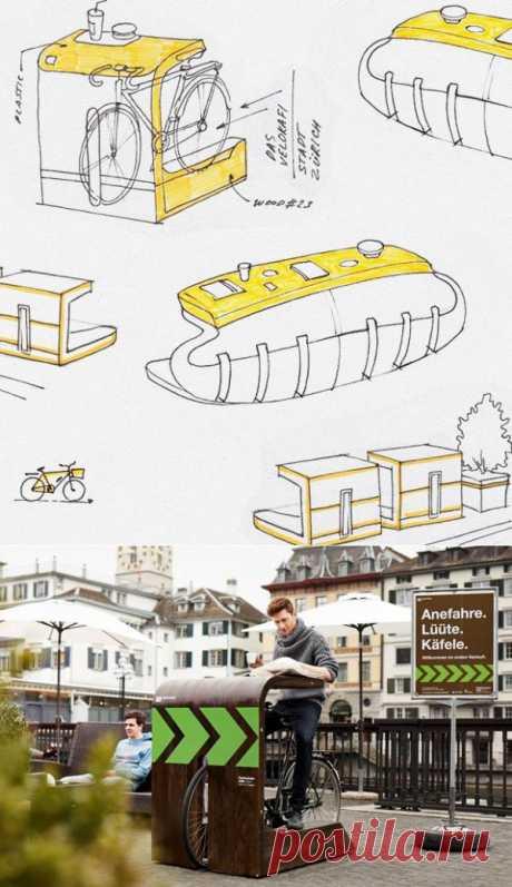 Идеи для города: Велокафе