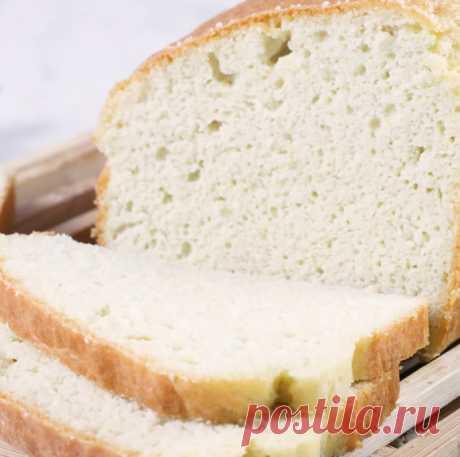Кето рецепт хлеба из кунжутной муки (с подсчётом БЖУ)